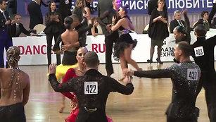 Сергеева Ольга - Головчанов Вадим, 1-16, cha-cha-cha