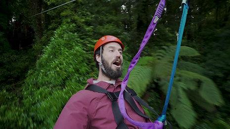 Rotorua Canopy Tours 45 Sec