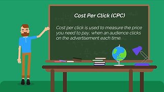 Digital Marketing 101 -  Advertising budget and CPC & CPM
