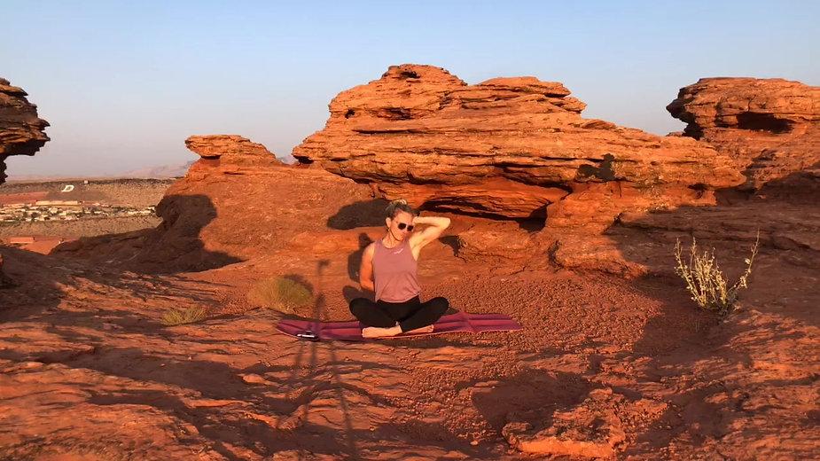 Outdoor Yoga Videos