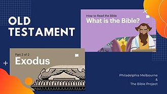 Exodus 19-40 & How to read the Bible | Episode 4 | The Bible Project