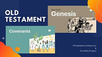 Genesis 12-50 & Covenants | Episode 2 | The Bible Project