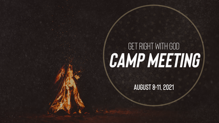 CAMP MEETING | WEDNESDAY NIGHT