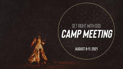 CAMP MEETING | TUESDAY NIGHT