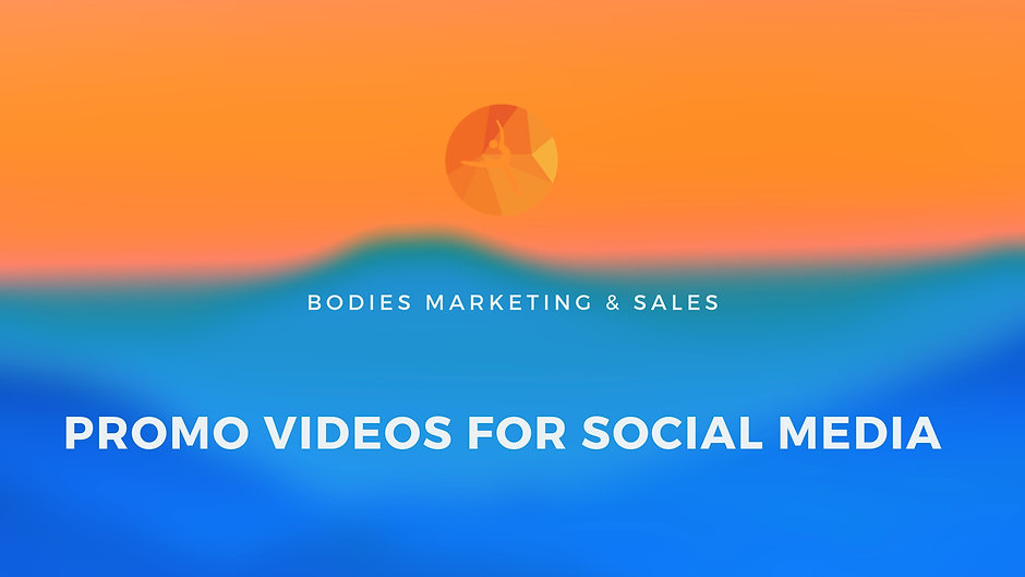 Bodies Marketing Videos