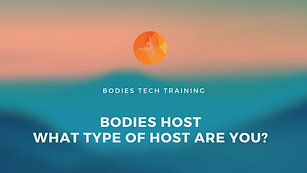 What Type of Bodies Host Are You?