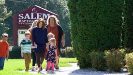 Foster-Adopt Ministry at Salem Baptist Church