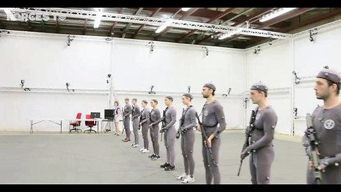 Forces TV: Military Mocap Masterclass
