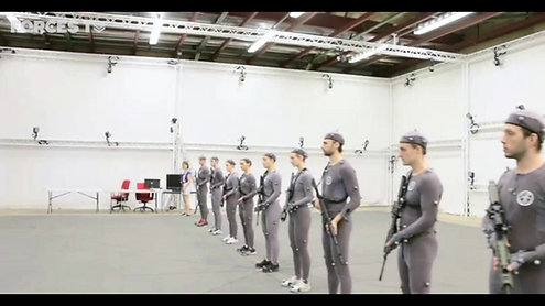 Forces TV: Military Mocap Masterclass