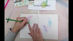 à la découverte des crayon aquarelle