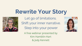 Rewrite Your Story Webinar Nov 2020