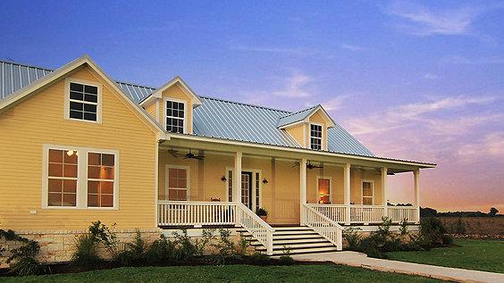 Texas Farmhouse Homes