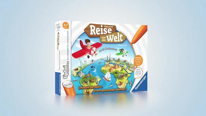 tiptoi® Reise um die Welt | Ravensburger