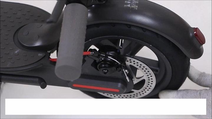 Mi Electric Scooter - Bremsen justieren