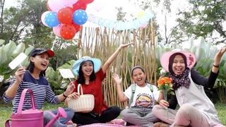 The 1st Anniversary of Merapi Park