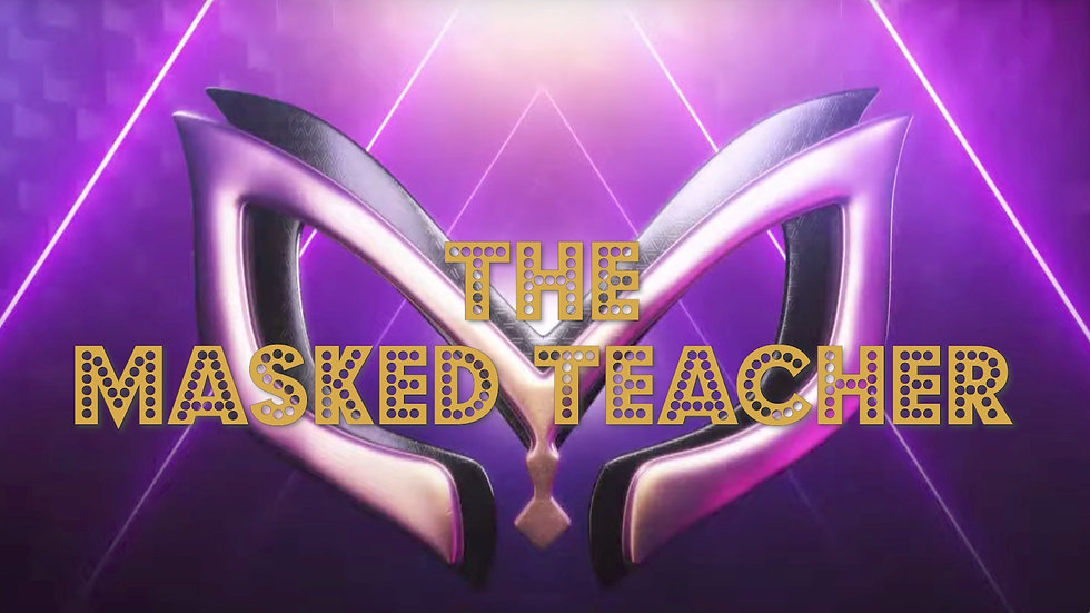 The Masked Teacher - teaser