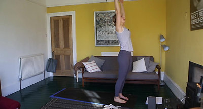 Have a wobble - standing balance flow