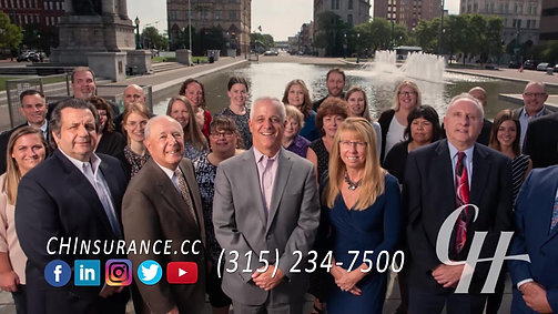 Insurance Agency 30 second TV ad