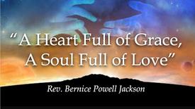 A Heart Full of Grace, A Soul Full of Love