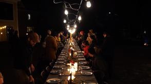 Adventure Dinner - Graveyard