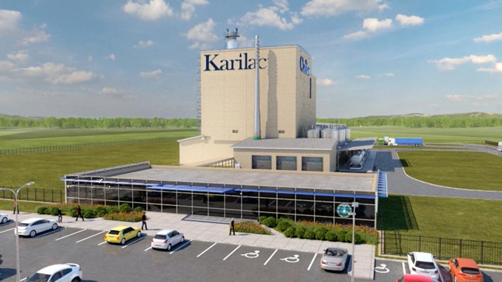 Proposed Karilac Factory
