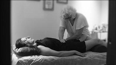 סרטון תדמית למטפלת בשיאצו