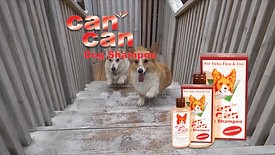CAN CAN  DOG SHAMPOO