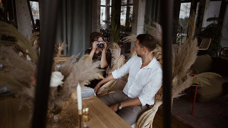 Teledysk pary w stylu BOHO-Martyna i Przemek