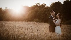 Karolina i Tomek-plener ślubny video