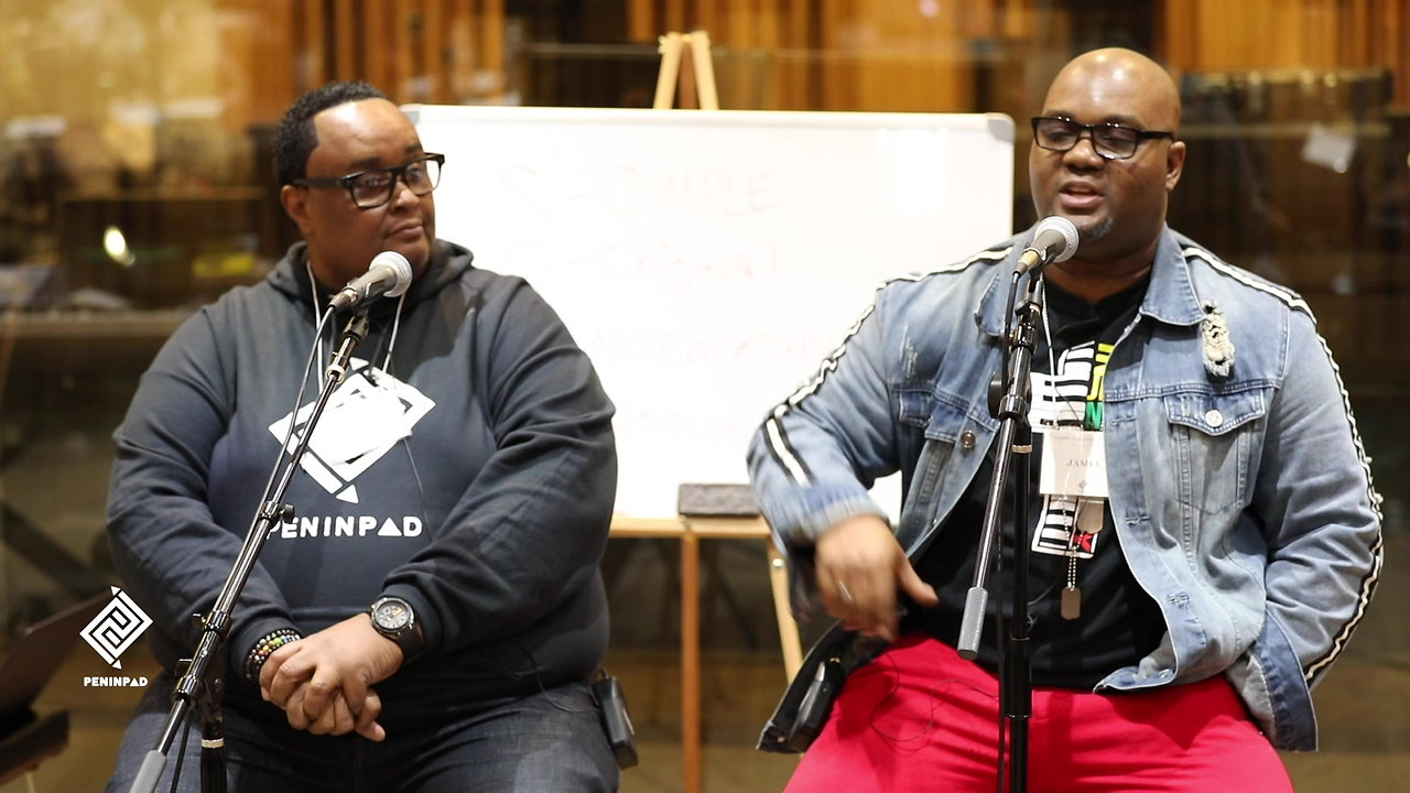 Peninpad Pop-Up Songwriting Masterclass Recap