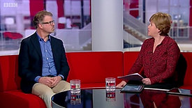 Tom Bryant on BBC News 16 Jan 2020