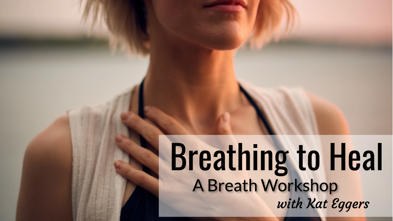 Breathing to Heal