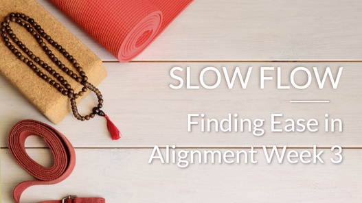 Finding Ease through Alignment excerpt Week 3