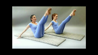 Pilates Mat work 2