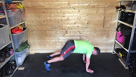 Double Pyramid Workout