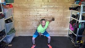 Unilateral Dumbbell Circuit