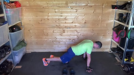 NEW!!! Dumbbell HIIT Pyramid