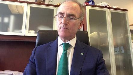 Dan Fitzpatrick, President of Citizens for the Mid-Atlantic Region