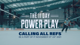 11 Day Power Play 2021 | Calling All Referees
