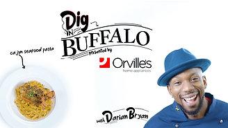 Dig in, Buffalo! Cajun Seafood Pasta Recipe