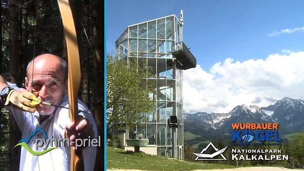 3D Bogenschießen am Abenteuerberg Wurbauerkogel