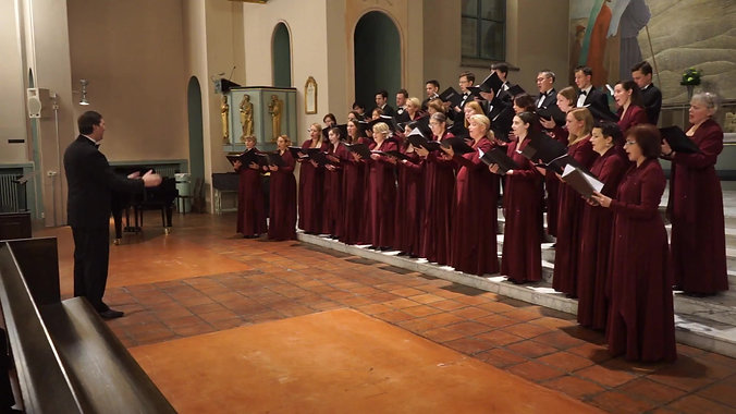 JSFest 2019 choir and vocal