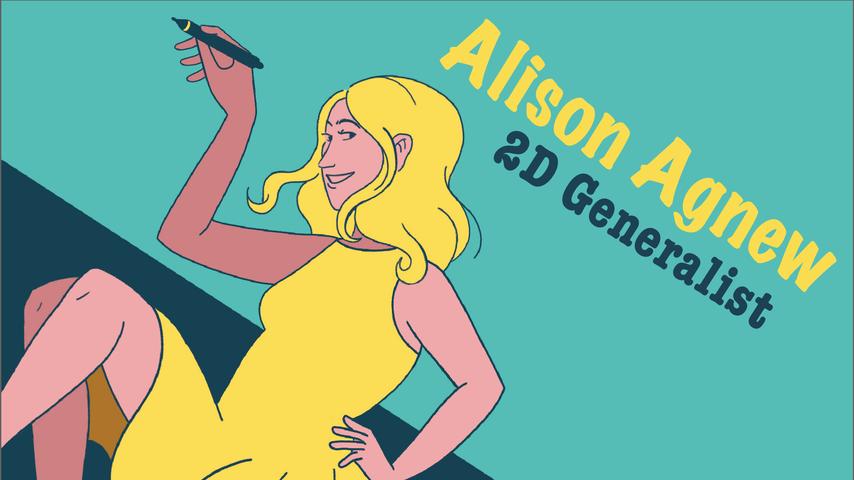Alison Agnew Demo Reel