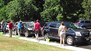Our Red Bird Mission Trip Car Wash