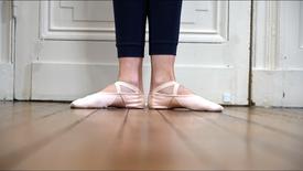 Ballet Basics : 4 positions des pieds
