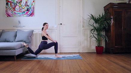 Stretching Jambes 10'