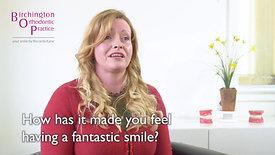 My fantastic smile