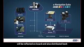 NAVTOR e-Navigation eco system