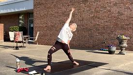 All Levels Yoga on 5/7/21