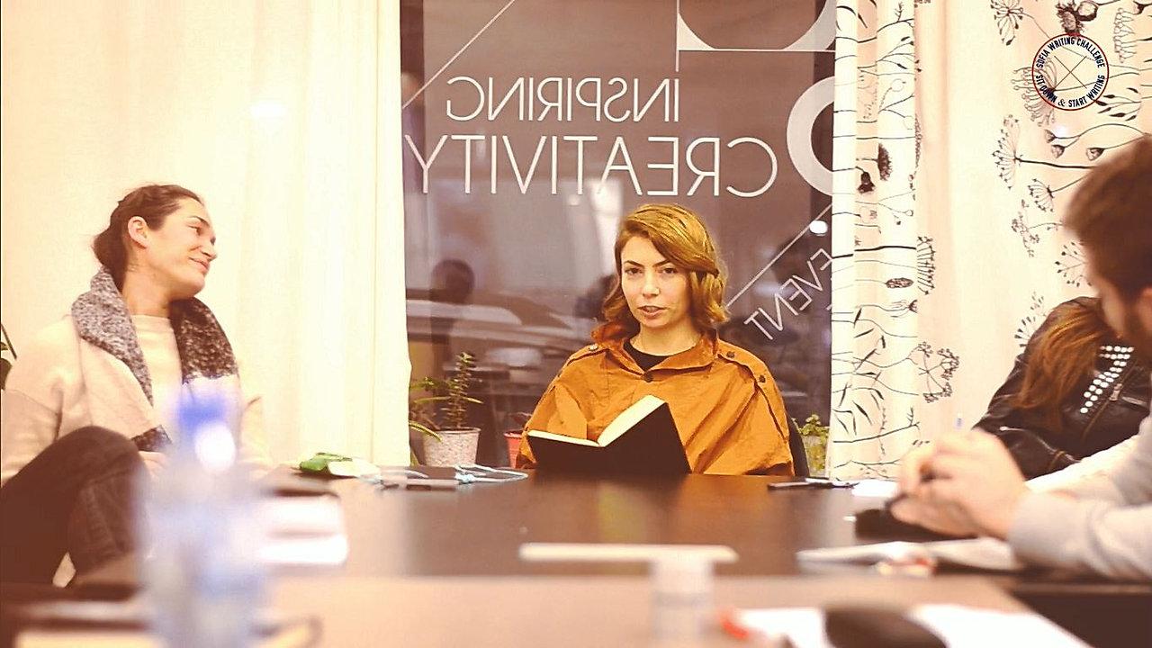 Sofia Writing Challenge Poetry Edition
